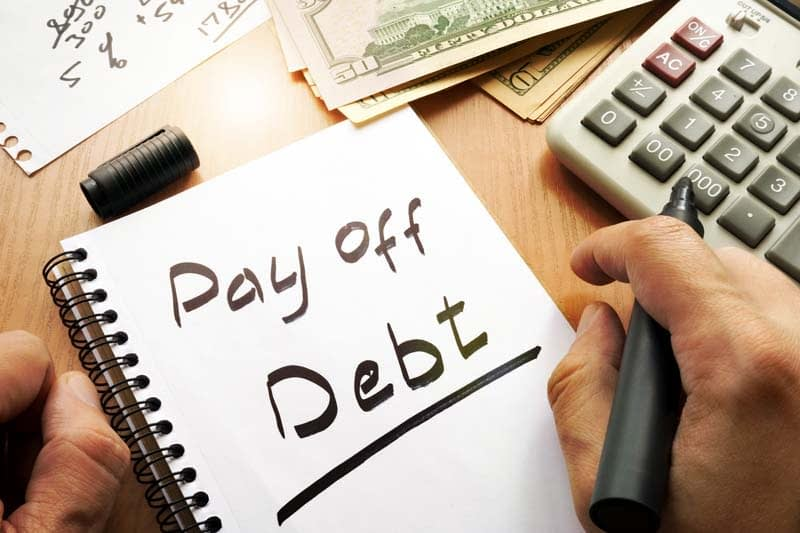 Saving Money vs Paying off Debt